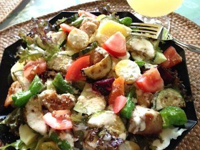 organic-salad